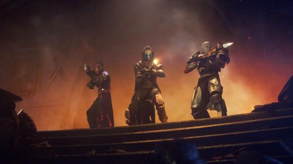 Screenshot from Destiny 2