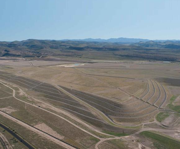 Mining property.
