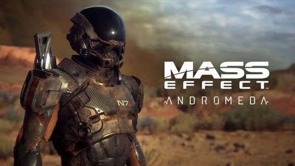 Electronic Arts Mass Effect Andromeda box art
