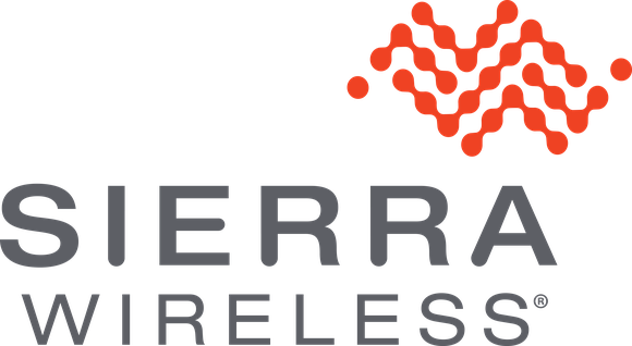 The Sierra Wireless logo.