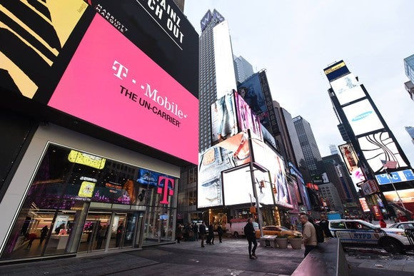T-Mobile retail store