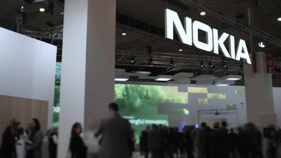 Nokia Corporation (NYSE:NOK) Chalking Up Volume in Session