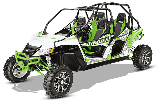 Arctic Cat Wildcat off-road vehicle
