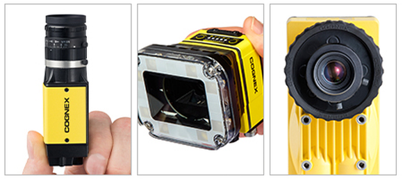 2D machine vision products by Cognex