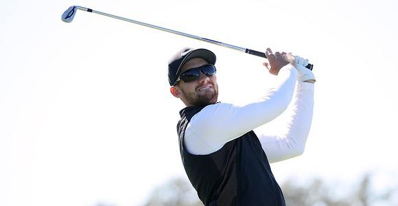Amateur golfer Patrick Rodgers