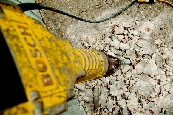 Foundation repair service reviews on Angie's List.