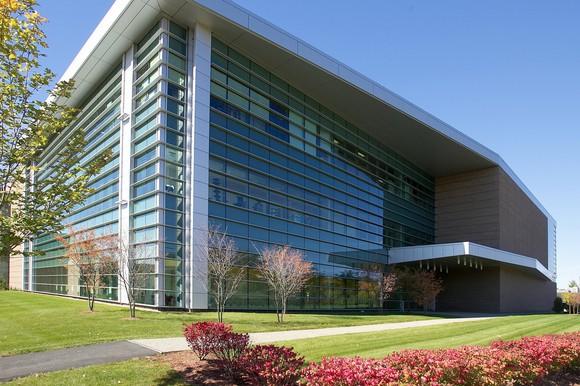 exterior picture of ESPN headquarters