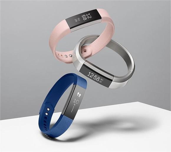 Fitbit Alta.