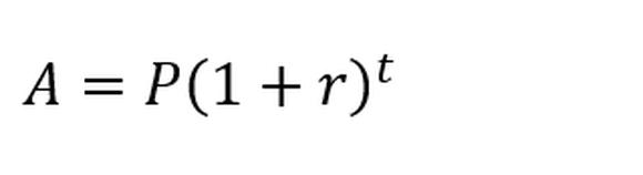 Formula For Compound Interest