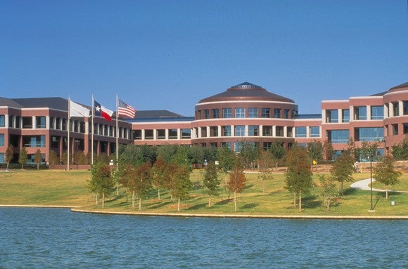 J.C. Penney headquarters.