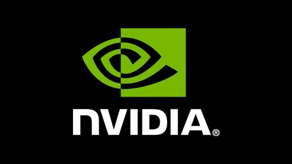 Graphic of NVIDIA's logo.
