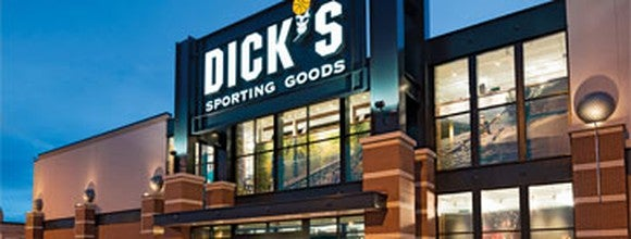 A Dick's store