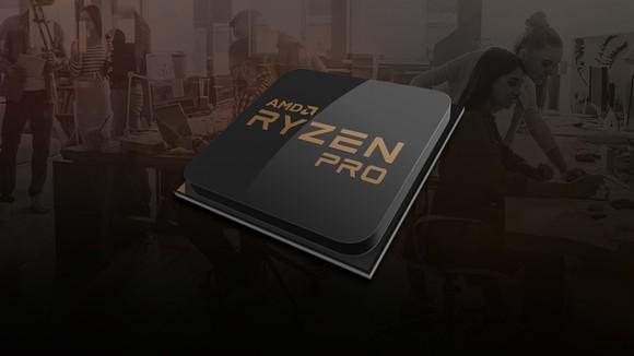 AMD's Ryzen Pro chip.