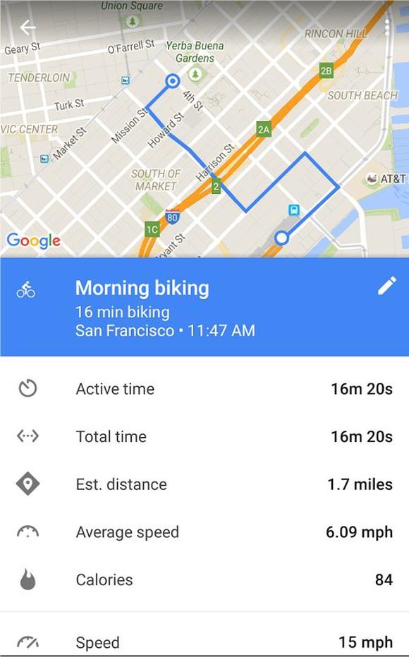 Google Fit.