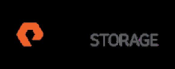 The Pure Storage logo.