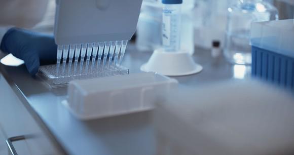 Laboratory setting.
