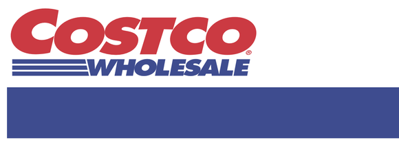 The Costco logo.