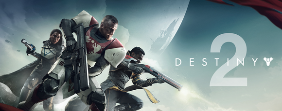 "Three characters from Activision Blizzard's ""Destiny 2""."