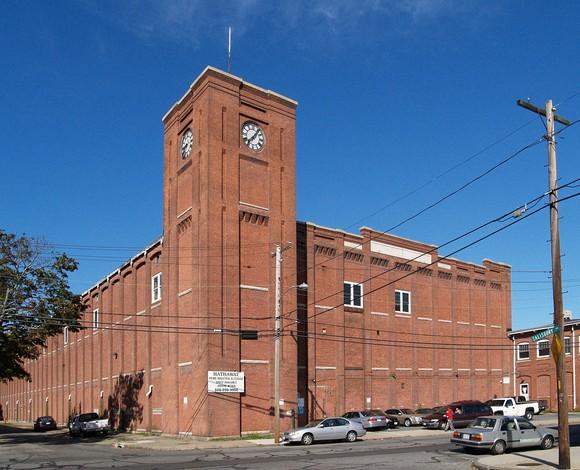 Hathaway Mills building.