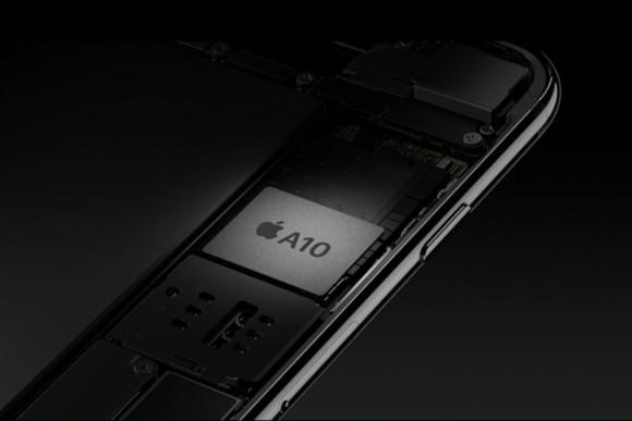 Apple's A10 chip.