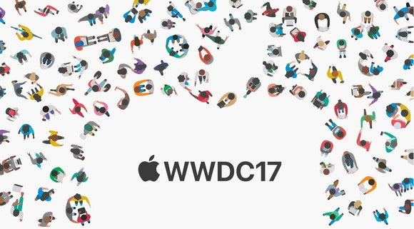 Apple 2017 WWDC art.