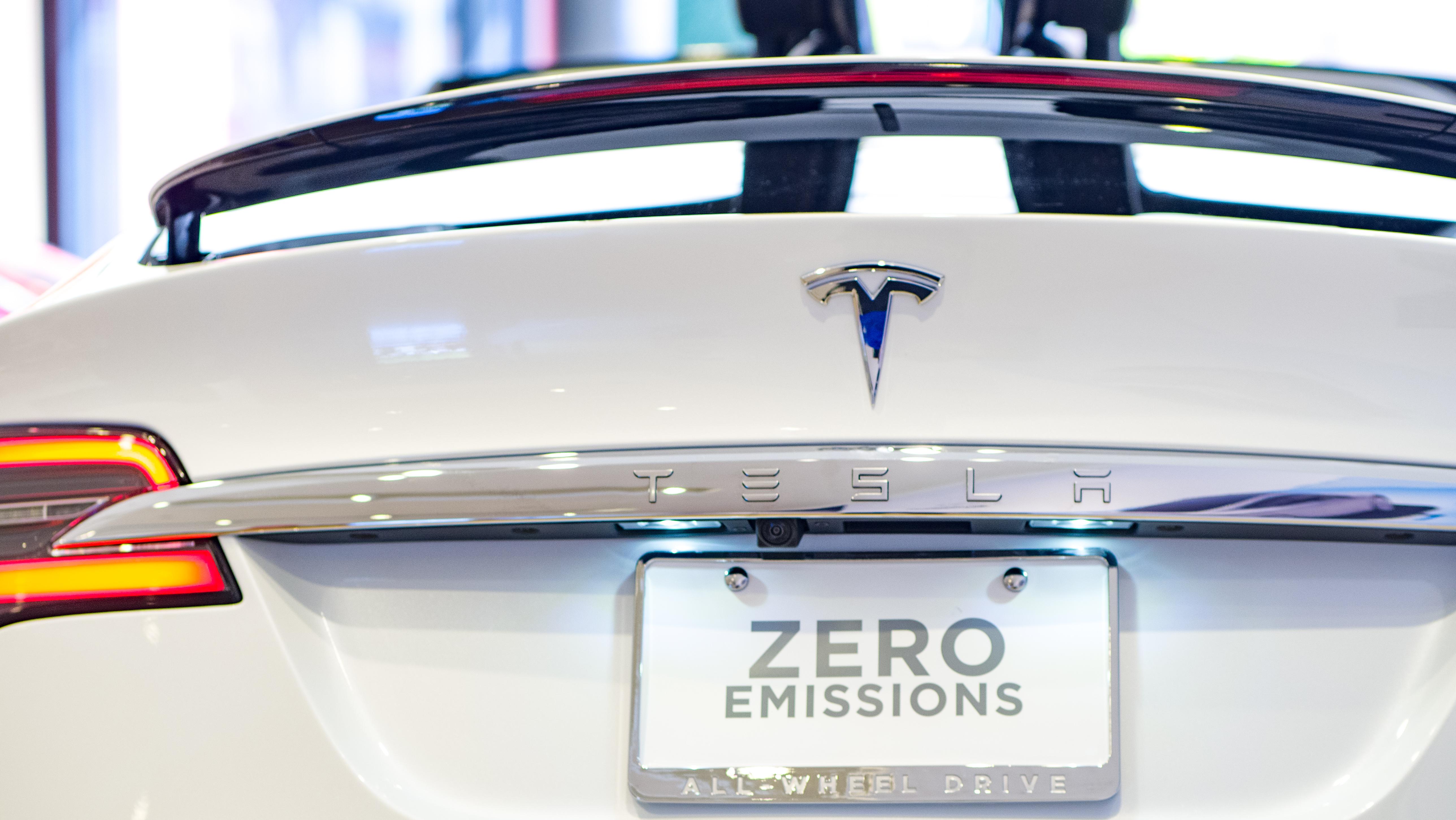 3 Charts Show Tesla Incs Huge Vehicle Sales Growth The Motley Fool Motor Design Diagram Pics