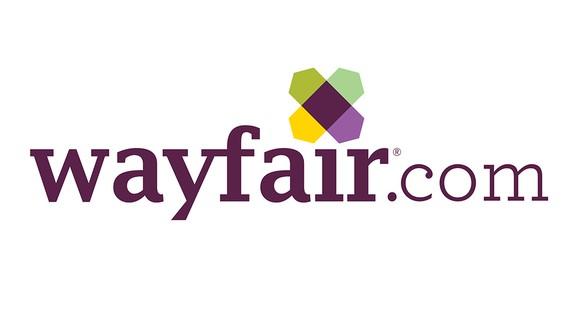Wayfair logo.