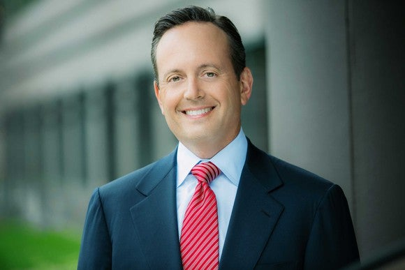 Allergan CEO Brent Saunders
