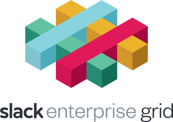 Logo for Slack Enterprise Grid