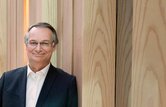 Photo of Accenture CEO Pierre Nanterme