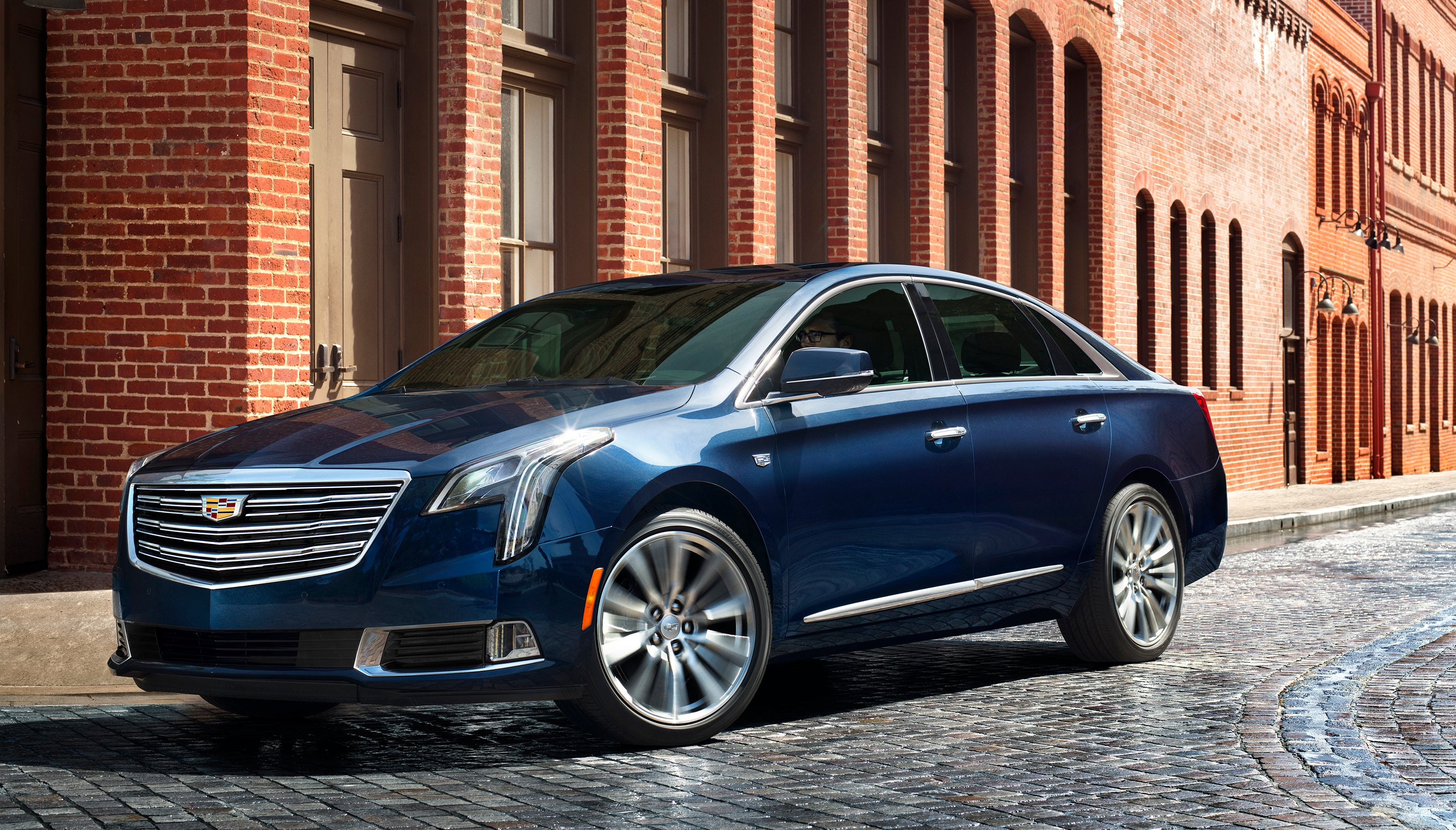 Why General Motors Revamped The 2018 Cadillac XTS -- The