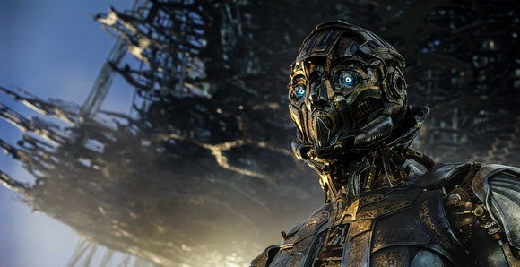 """Robot from """"Transformers: The Last Knight."""""""