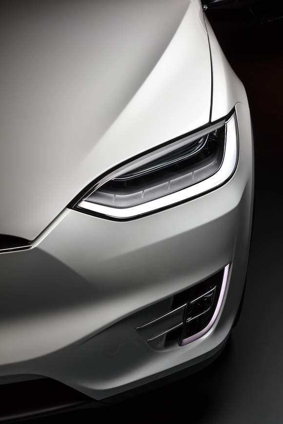 Model X headlight