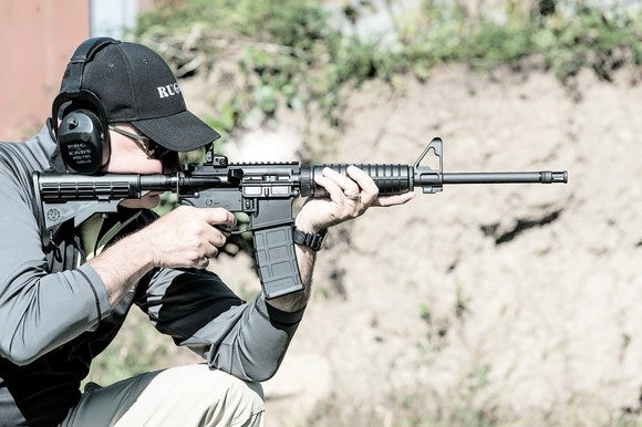 Sturm Ruger AR556