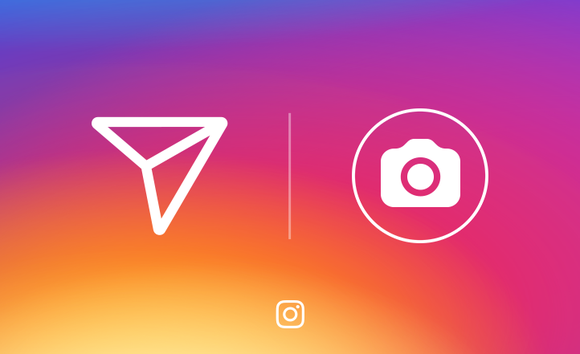 The photo-sharing logo for Instagram.
