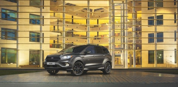 Ford's Kuga ST