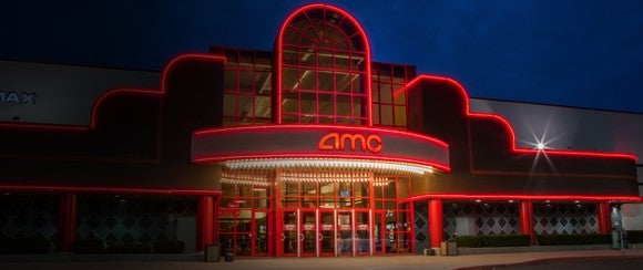AMC theater location.
