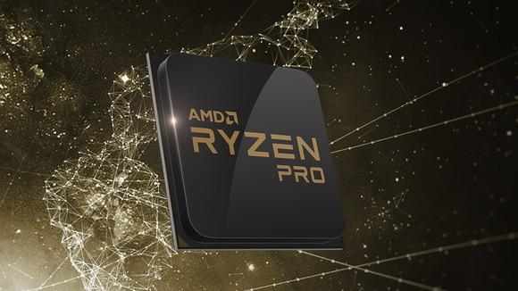 AMD's Ryzen Pro CPU.
