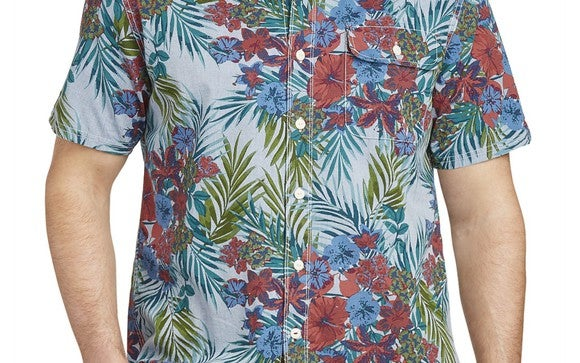 A Hawaiian shirt