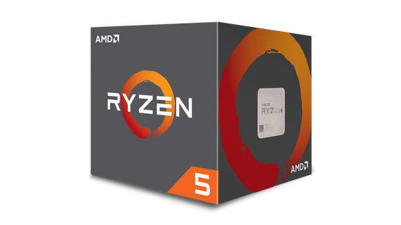 A Ryzen 5 CPU box.