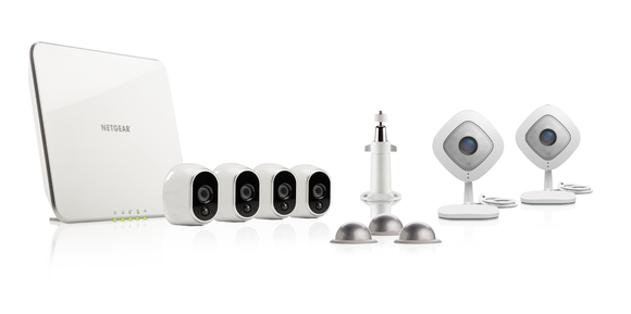 Netgear's Arlo line of products
