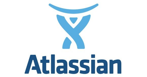The Atlassian logo.