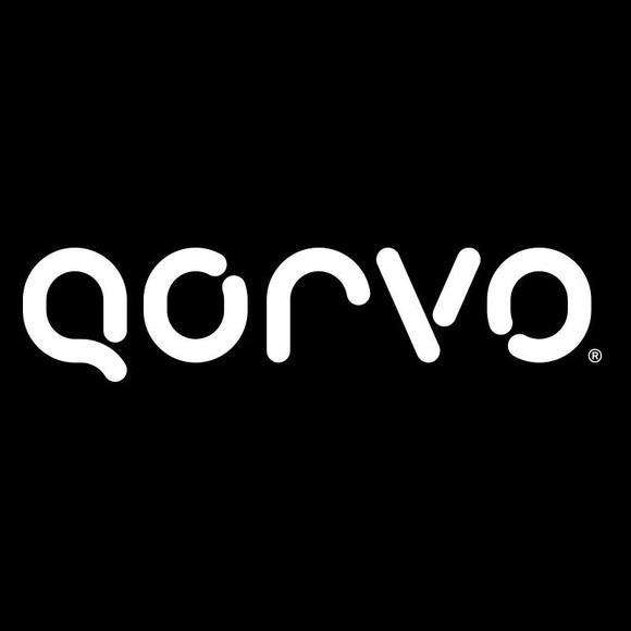 Qorvo's logo.
