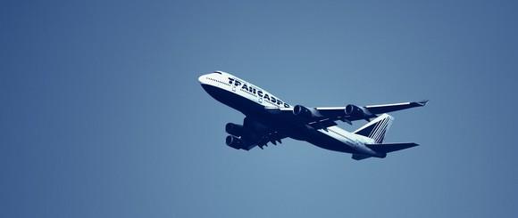 A Transaero Boeing 747