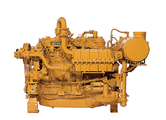 A gas compression engine