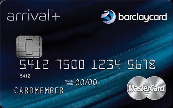 Barclaycard Arrival Plus World Elite Credit Card