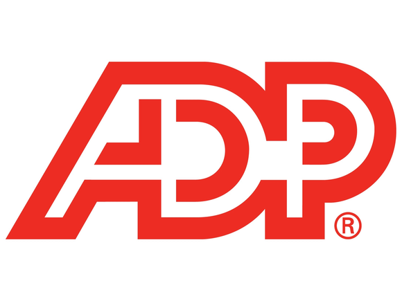 Automatic Data Processing ADP logo