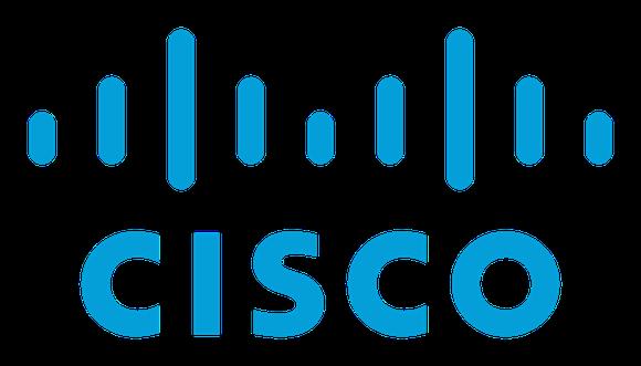 The Cisco logo.