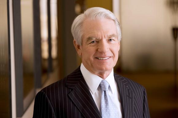 Picture of Charles Schwab, founder of Charles Schwab brokerage