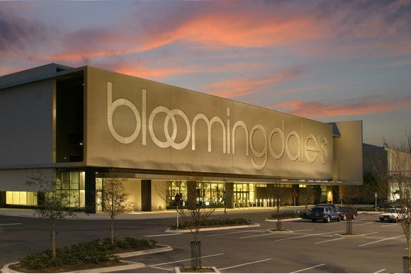 A Bloomingdale's store in Orlando.